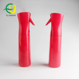 200ml/300ml Red Continuous Spray Pet Plastic Bottle