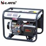 Type de bâti ouvert refroidi à l'air générateur diesel (DG2500E)