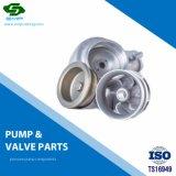 Corps de pompe d'aluminium moulé de pièces de la pompe