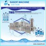 máquina de engarrafamento Cgf18-18-6 da água de frasco do animal de estimação 8000bph@500ml