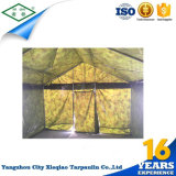 PVC Coating Waterproof Polyester Oxford Fabric for Tents clouded