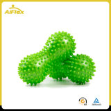 Esfera Spiky high-density da massagem do amendoim