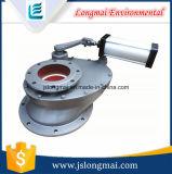 Grifo de purga giratorio de cerámica neumático (válvula del balance)
