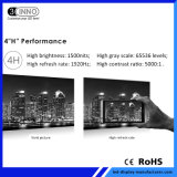 P2.5mm Elevada relação de Contraste RGB LED do monitor de vídeo