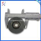 磨くクリーニングの粉砕車輪の研摩剤の非編まれた粉砕ディスク