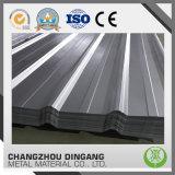 Material para techos aislado del metal