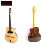 Хороший материал наилучшим образом конструировал цыганские акустические гитары