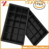 Zellen-Silikon-Eis-Würfel des Fabrik-Preis-Nahrungsmittelgrad-15 für Silikon-Form (XY-SC-017)