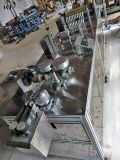 Chirurgische Schutzkappen-Maschinen-Pöbel-Schutzkappen-Wegwerfmaschine
