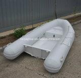 Peschereccio gonfiabile del guscio di alluminio della barca della nervatura della Cina Liya 2.4m-4.8m