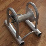 Кабель шкив инструменты алюминиевых тройной трос ролика