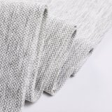 2018 100% Polyester-einfaches Leinengewebe reines Farben-Sofa-Tuch