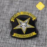 Großhandelsfabrik-Preis-Offizier Guarder Sicherheits-kundenspezifisches Polizeichef-Abzeichen
