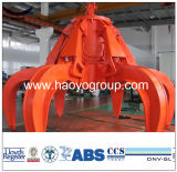 Le dragage hydraulique hydraulique Grab Fabricant d'Orange
