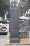 Qualitäts-haltbare Metallhaken-Bildschirmanzeige für hängende Batterie