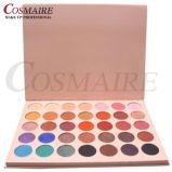 35 Farben Megnetic Paperbord Paletten-Augenschminke-wasserdichte kundenspezifische Augenschminke-Palette