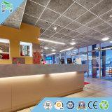Construction matérielle d'écran antibruit de panneau du panneau de mur de décoration ISO