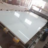 極度の白い水晶石の床タイルを特定のサイズにカットしなさい