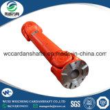 ISO revidierte Serien-Kardangelenk-Antriebsachse des Lieferanten-SWC für Industrie mit Hochleistungs-