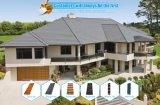 Mattonelle di tetto di alluminio rivestite della sabbia variopinta di Wante Kerala