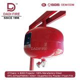 최고 판매 FM200/Hfc227ea 온도 조종 거는 화재 삭제 시스템