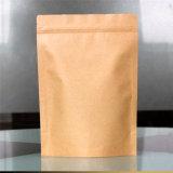 Sachets de thé de café vert métallisé de papier Kraft Jasmine