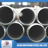 Tubo del acero inoxidable del material de construcción de 300 series