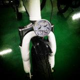 Aluminio 6061 bicicleta eléctrica plegable con motor de 250W