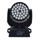 36*10W 4 в 1 свете RGBW Moving головном для освещения этапа венчания без функции сигнала