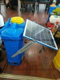 Pulverizador solar da energia agricultural e eléctrica