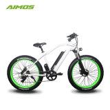 Eléctrica de la carretera de los neumáticos de la Grasa de Mountain Bike bicicleta eléctrica con motor de 500 W E-Bike