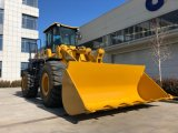 Gem650 5 Rad-Ladevorrichtung der Tonnen-Zl50 mit Wanne 3m3 und Motor 162kw