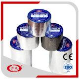 Superficie de aluminio autoadhesiva parpadeando de cinta para la Impermeabilización
