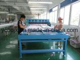 Machine de découpage de configuration de tissu de livre témoin de tissu avec l'AP contrôlé en vente
