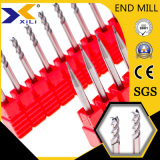 Aluminum를 위한 2/3/4명의 플루트 OEM Carbide End Milling Tools