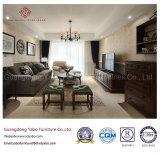 Muebles europeos del hotel para los muebles de la sala de estar fijados (YB-WS-82)