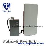 Côté portatif de pouvoir pour remettre le téléphone cellulaire et le brouilleur de WiFi