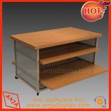 Wooden Display Rack MDF Display Stand