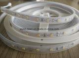 Tira de IP20 SMD3528 LED con el conjunto de ampolla