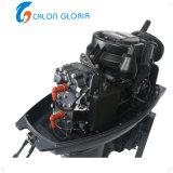 Motor do barco de motor externo do curso 40HP de Calon Gloria 2 para qualidade 703cc marinha da vela a boa com garantia