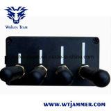 La banda de 4 2W Portable WiFi, bloqueador de la señal de celular