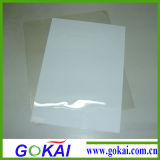 0.35mm прессовали лист PVC твердый