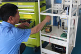 스테인리스를 위한 고주파 적외선 탄소 황 해석기