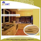 O WPC plástico PVC Placa de espuma decoração de cozinha da linha de produção do extrusor