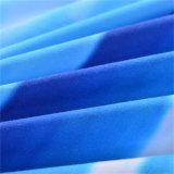 Ozean gedrucktes Bettwäsche-gesetztes Polyester-Bettwäsche-Set