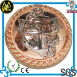 Ligação de punho do ouro do metal da alta qualidade para o presente