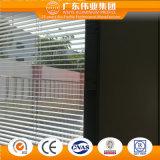 Guichet en aluminium de tissu pour rideaux avec la diverse configuration