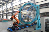 3D에 의하여 인쇄되는 소매를 위한 주문을 받아서 만들어진 섬유 끈 기계