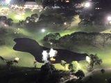 Im Freien Flut-Licht der Beleuchtung-720watt LED für großes Gebiet