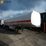 3 Wellen 36000 Liter Öltanker-Kraftstofftank-Schlussteil-